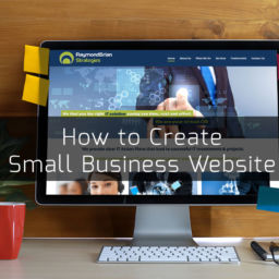 How to Create a Free Website for Small Business