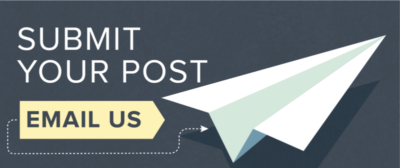 Submit a Guest Blog Post